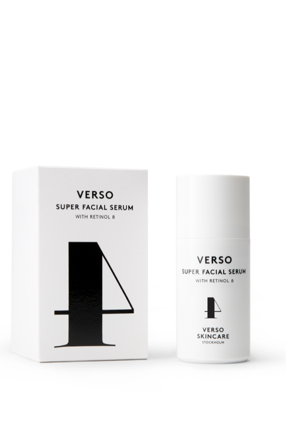 VERSO No.4 Super Facial Serum