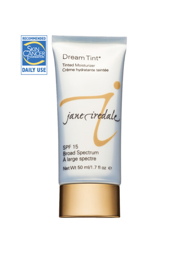 JANE IREDALE FACE Dream Tint Tinted Moisturizer SPF15