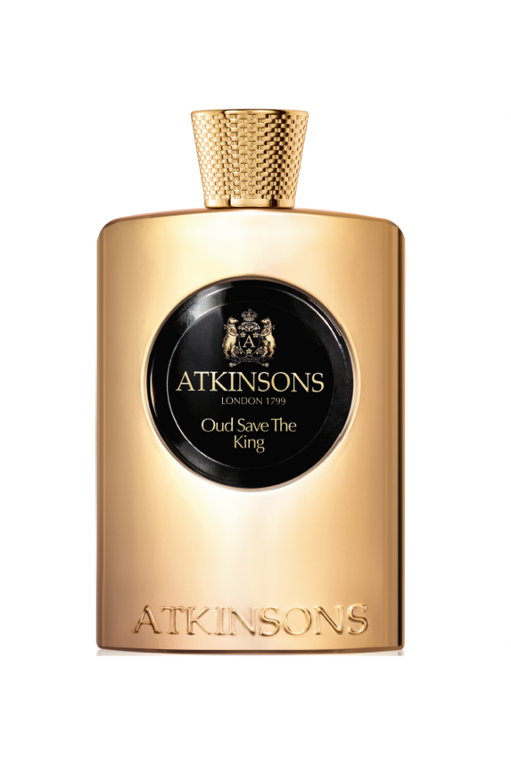 ATKINSONS Oud Save The King EDP100ml