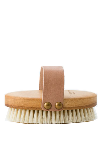 KARMAMEJU BODY Brush Natural BUFF
