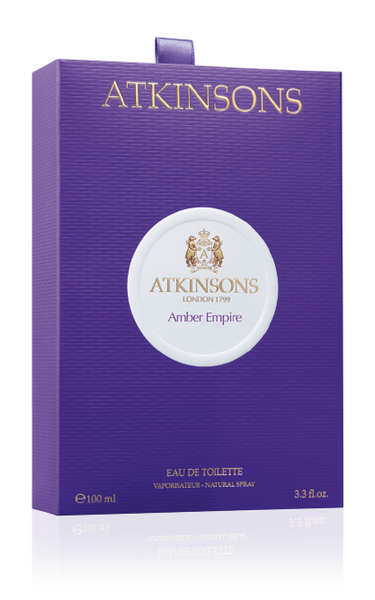 ATKINSONS Amber Empire EDT100ml