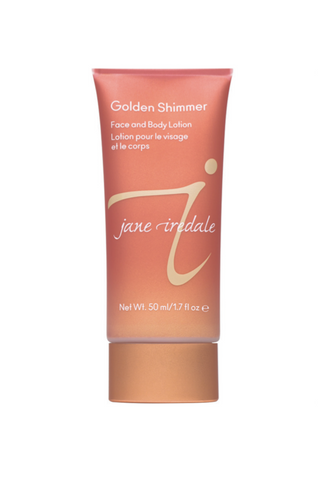 JANE IREDALE Face & Body Lotion Golden Shimmer
