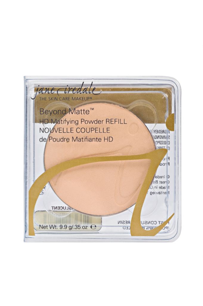 JANE IREDALE FACE Beyond Matte Finishing Powder refill