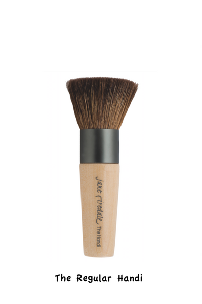 JANE IREDALE MAKE-UP BRUSHES The Handi