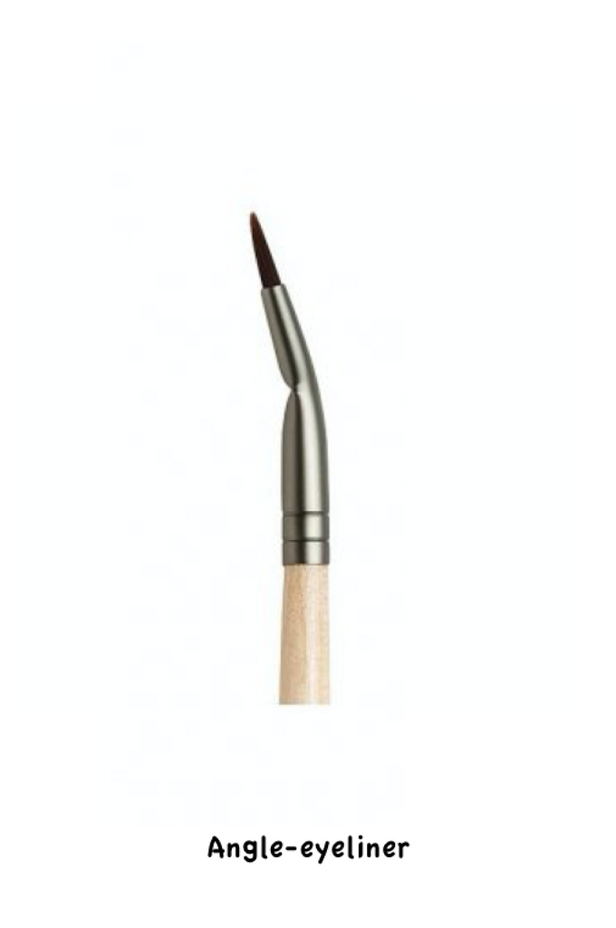 JANE IREDALE MAKE-UP BRUSHES Eyeliner & Brow Brushes