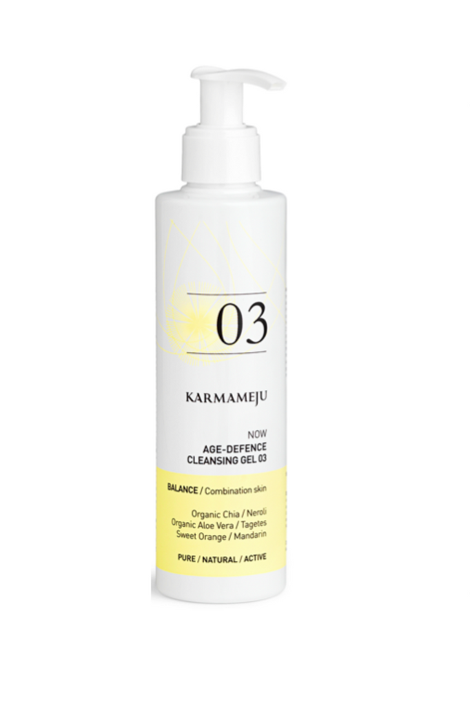 KARMAMEJU FACE Age-defence Cleansing Gel 03 NOW