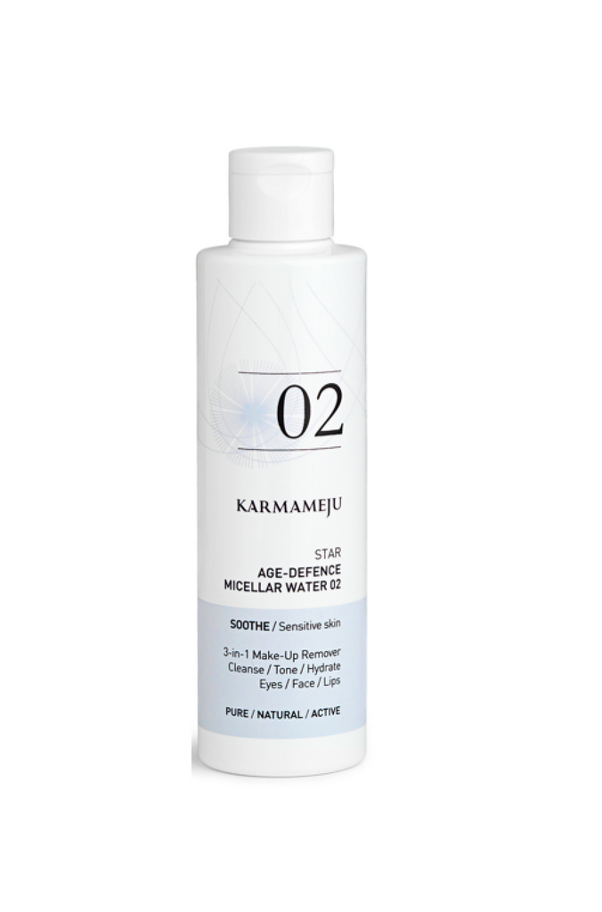 KARMAMEJU FACE Age-defence Micellar Water 02 STAR