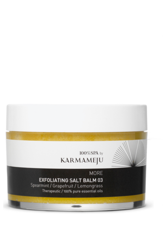 KARMAMEJU BODY Exfoliating Salt Balm 03 MORE