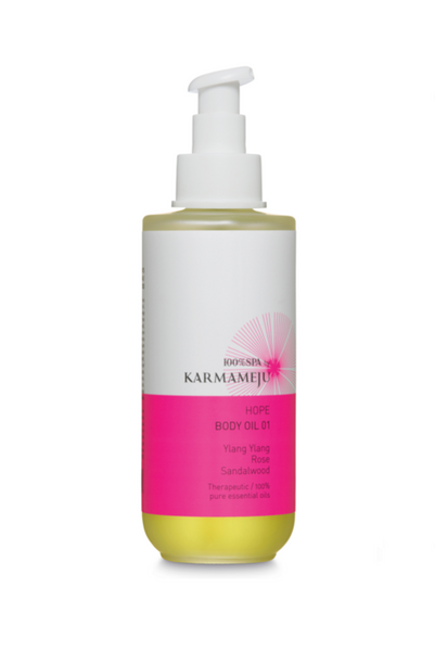 KARMAMEJU BODY Oil 01 HOPE