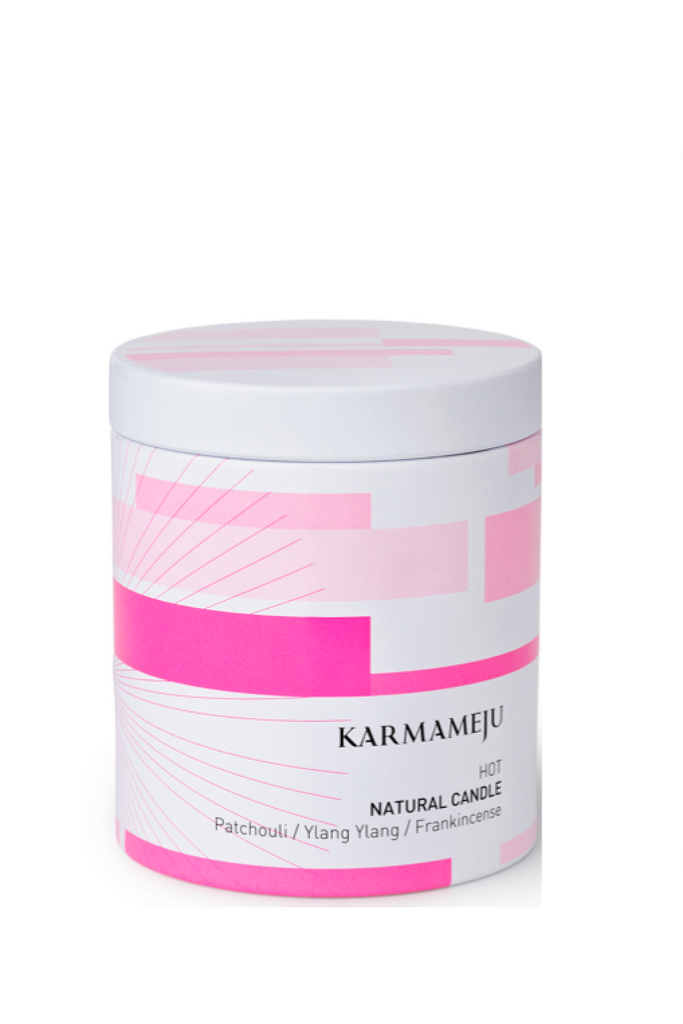 KARMAMEJU Natural Candle 01 HOT