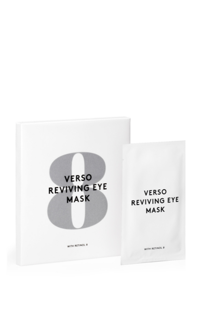 VERSO No. 8 Reviving Eye Mask