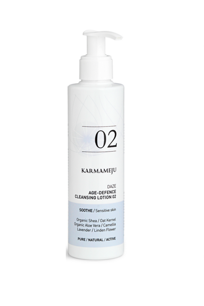 KARMAMEJU FACE AGE-DEFENCE Cleansing Lotion 02 DAZE