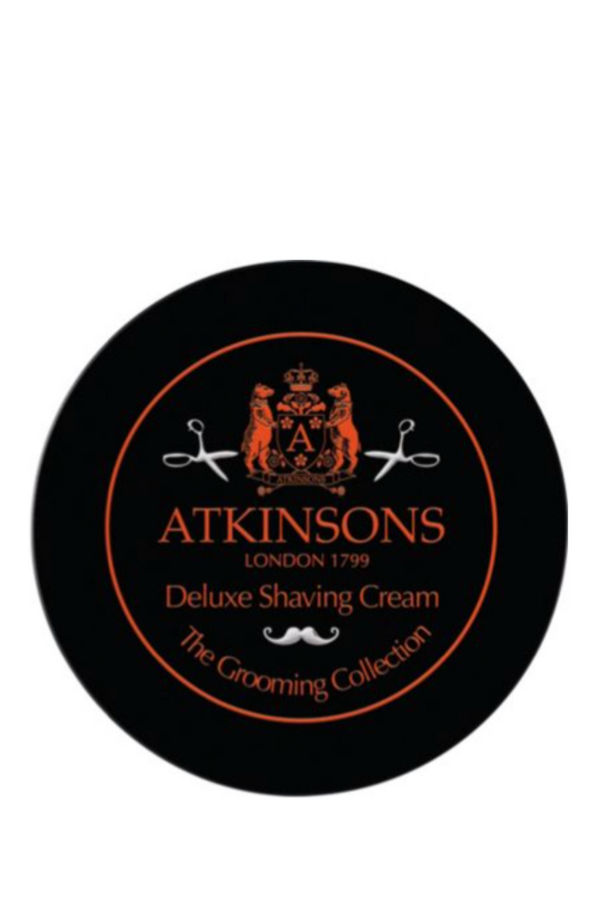 ATKINSONS The Grooming Collection DELUXE SHAVING Cream