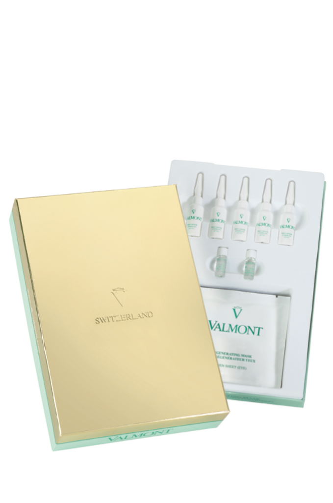 VALMONT INTENSIVE Regenerating Mask Treatment EYES