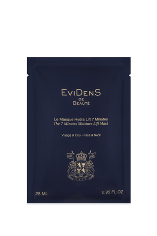 EviDenS de Beauté THE 7 MINUTES ANTI-AGING BRIGHTENING MASK