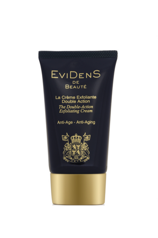 EviDenS de Beauté THE DOUBLE ACTION EXFOLIATING CREAM