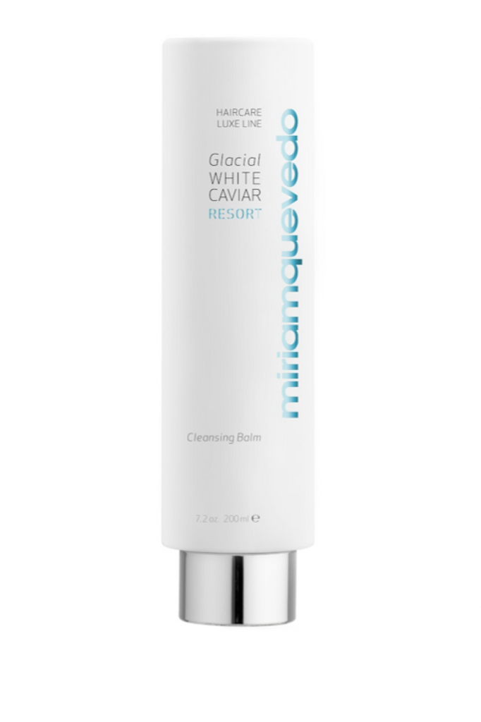 MQ GLACIAL WHITE CAVIAR RESORT CLEANSING BALM