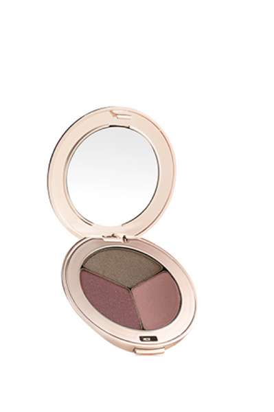 JANE IREDALE EYES PUREPRESSED® EYE SHADOW TRIPLE Soft Kiss