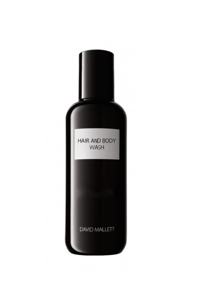 DAVID MALLETT Hair and Body Wash