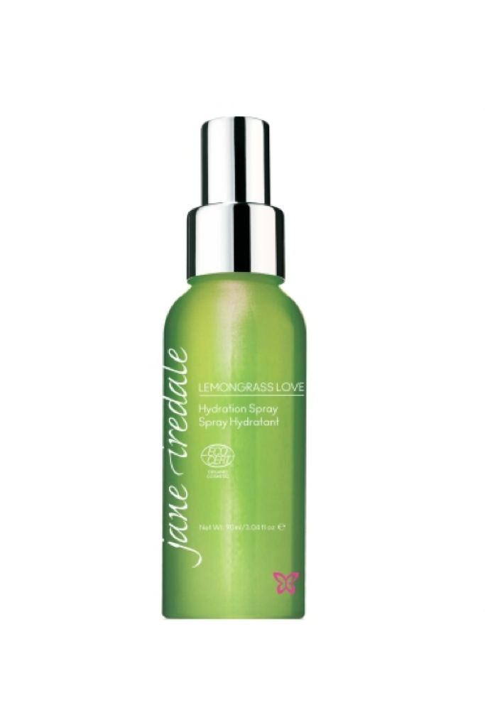 JANE IREDALE Hydration Spray Lemongress Love