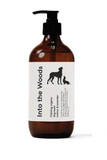 Into The Woods Calming organic dog wash