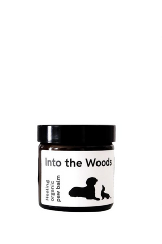Into The Woods Healing organic paw balm