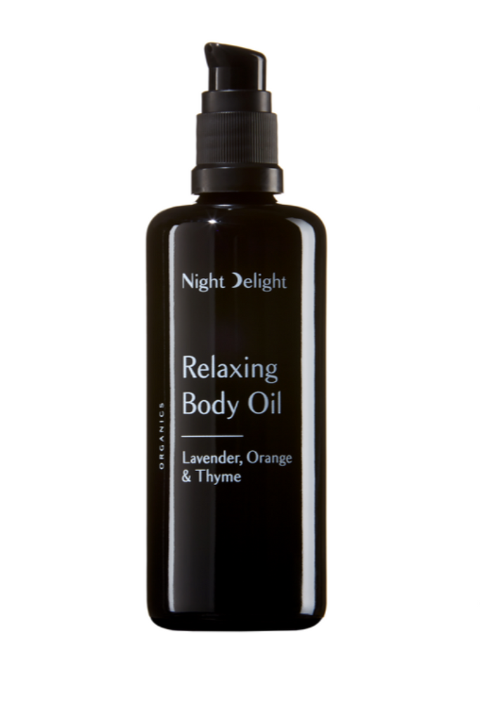 NIGHT DELIGHT Body Oil Relaxing