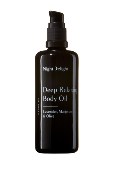 NIGHT DELIGHT Body Oil DEEPLY RELAXING