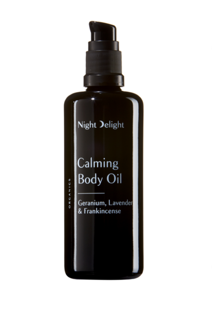 NIGHT DELIGHT Body Oil CALMING