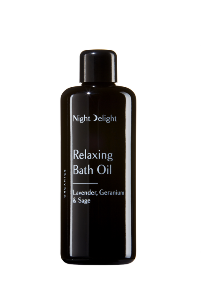 NIGHT DELIGHT Bath Oil RELAXING