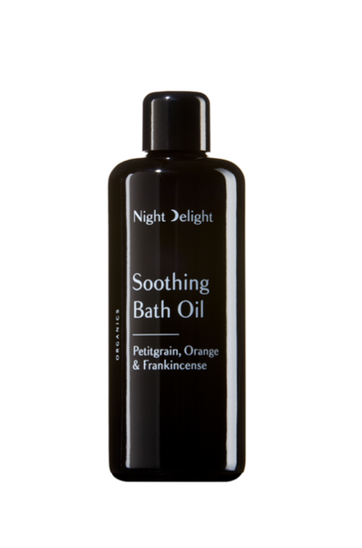 NIGHT DELIGHT Bath Oil SOOTHING