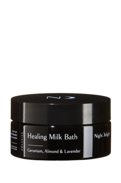 NIGHT DELIGHT Bath Milk HEALING