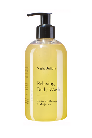 NIGHT DELIGHT Body Wash RELAXING