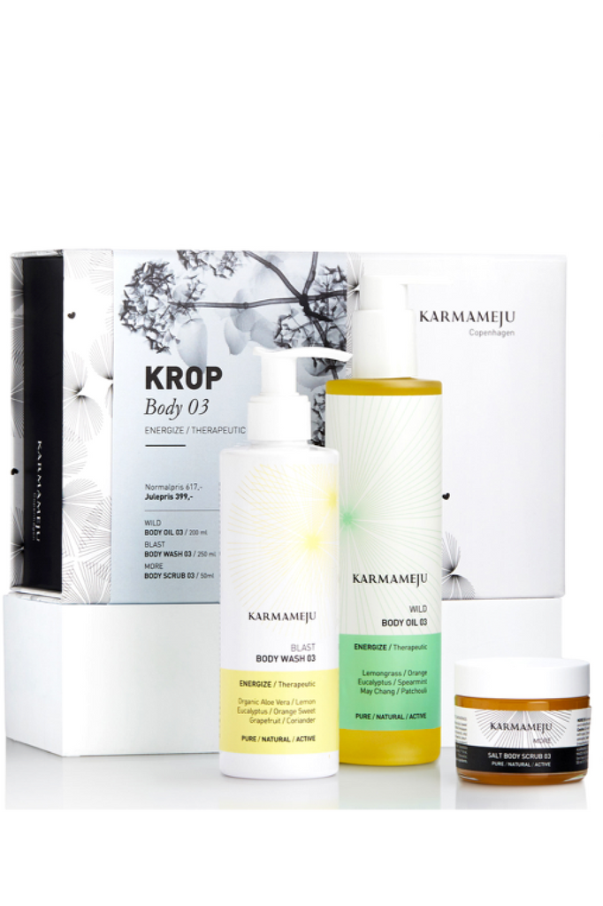 KARMAMEJU BODY CARE Gift Box