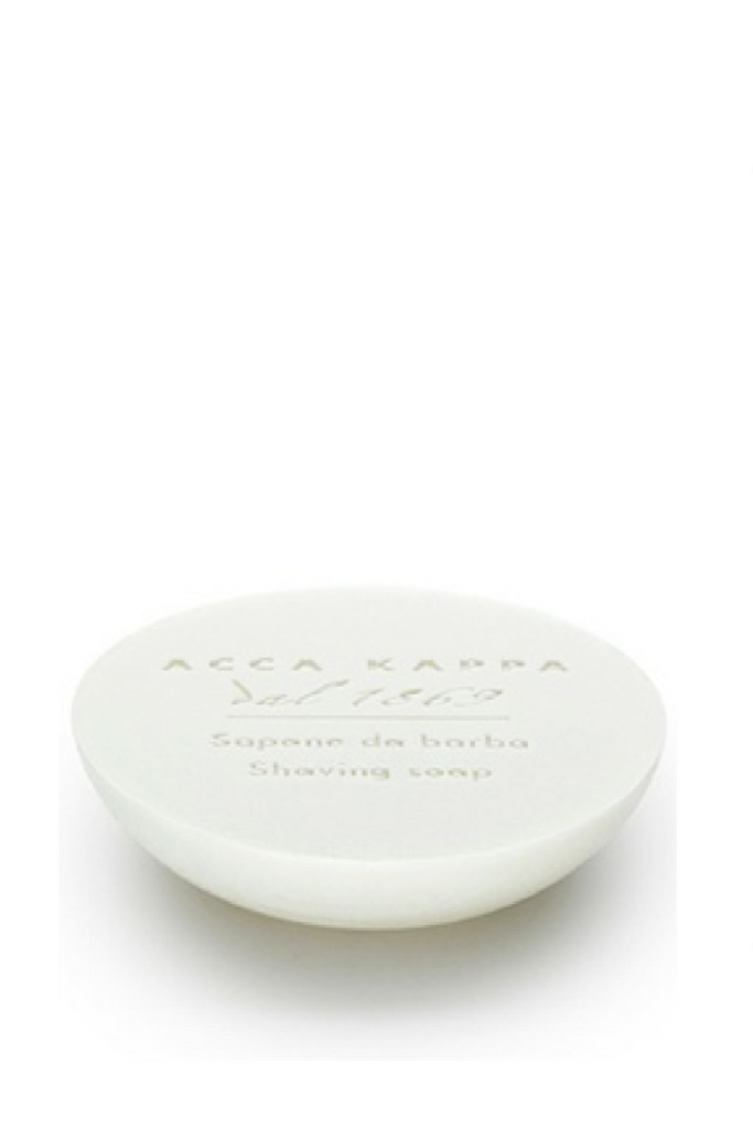 ACCA KAPPA 1869 refill ALMOND SHAVING SOAP
