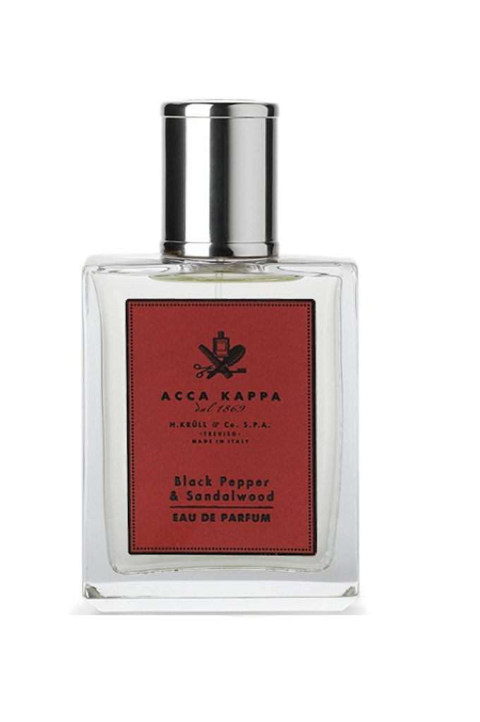 ACCA KAPPA Black Pepper & Sandalwood EDP
