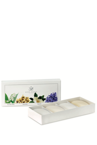 ACCA KAPPA Scented Soaps Gift Set