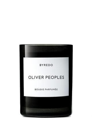 BYREDO FRAGRANCED CANDLE Oliver People - Limited Edition