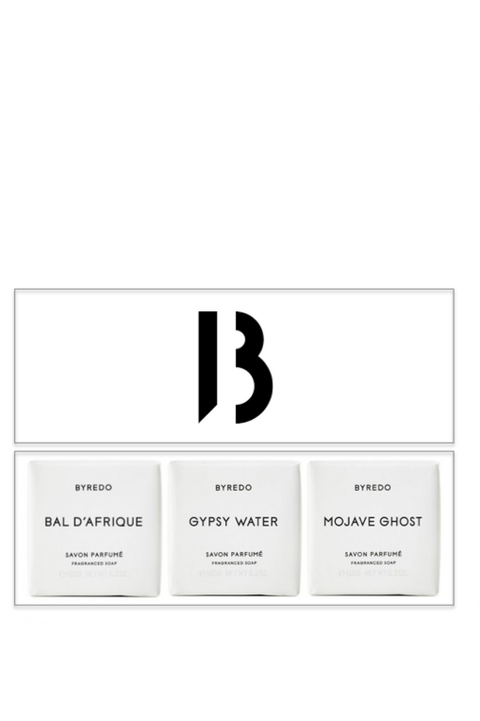 BYREDO Fragranced Soap Set - Limited Edition