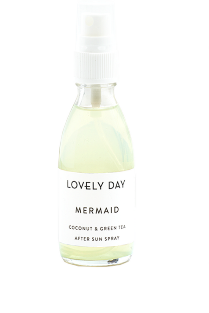 LOVELY DAY MERMAID Coconut & Green tea After-Sun Spray
