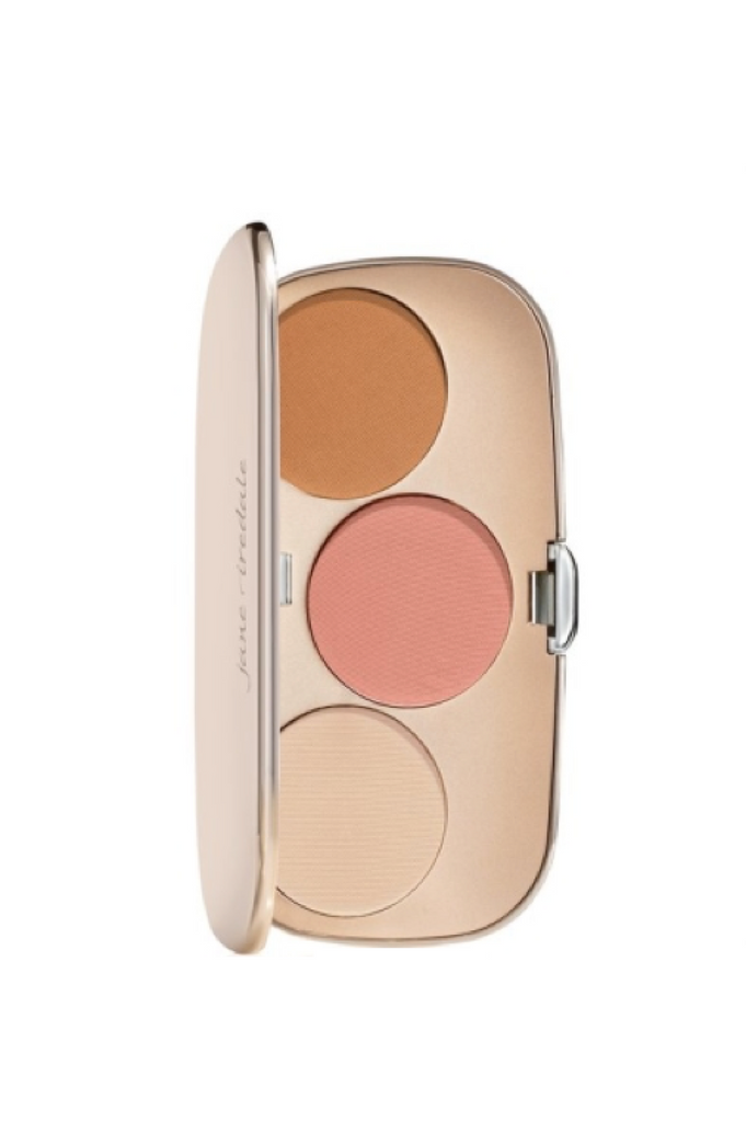 JANE IREDALE FACE Great Shape Contour Kit
