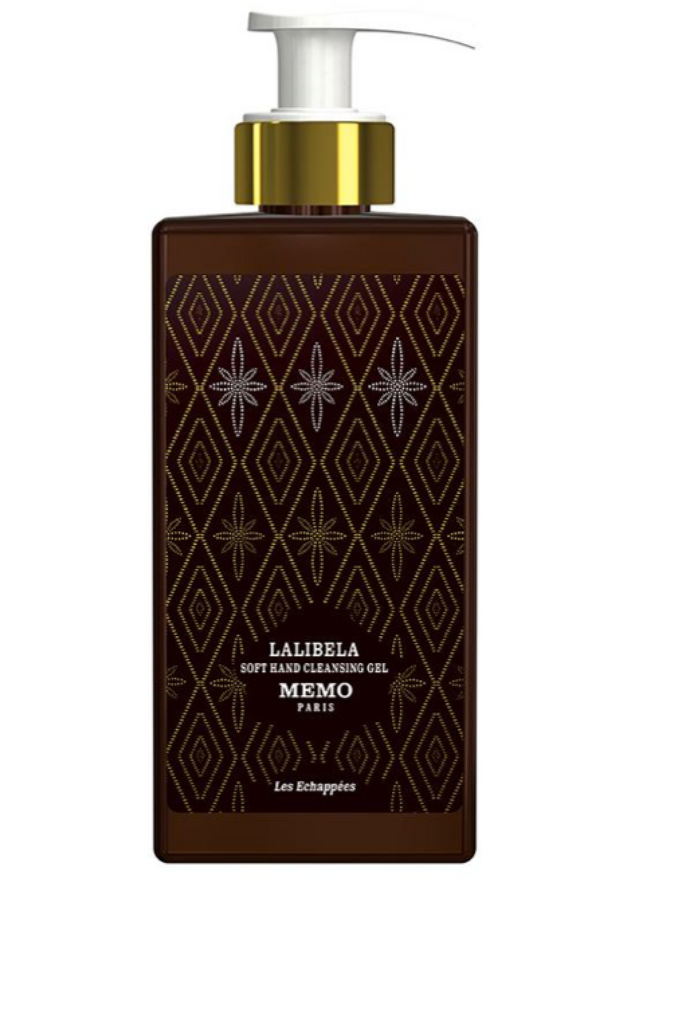 MEMO PARIS SOFT HAND CLEANSING GEL Lalibela