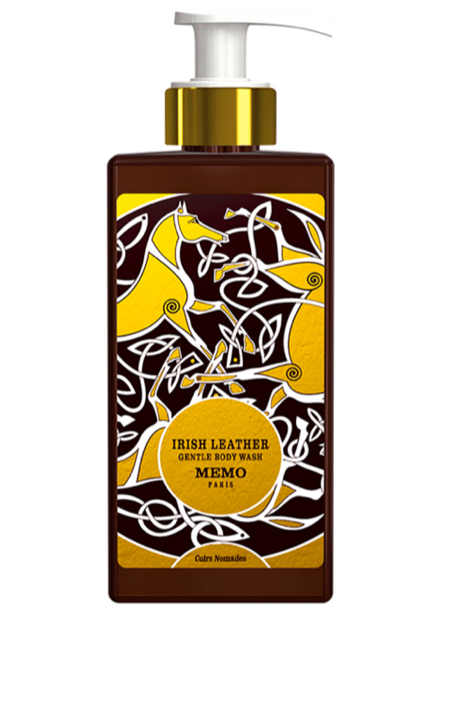 MEMO PARIS Gentle Body Wash Irish Leather