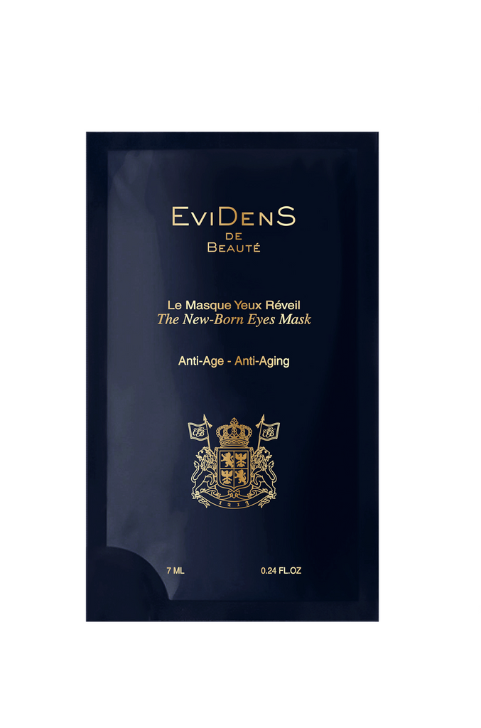 EVIDENS DE BEAUTÉ The New-Born Eyes Mask