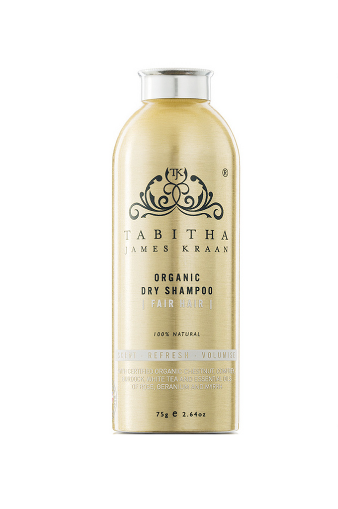 TJK Dry Shampoo for Fair Hair