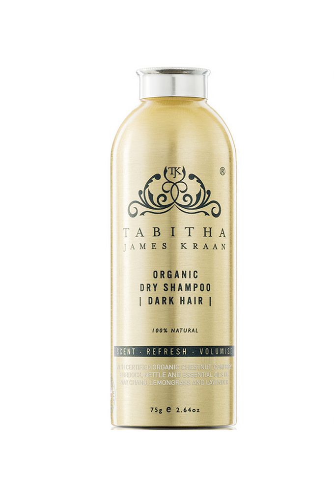 TJK Dry Shampoo for Dark Hair