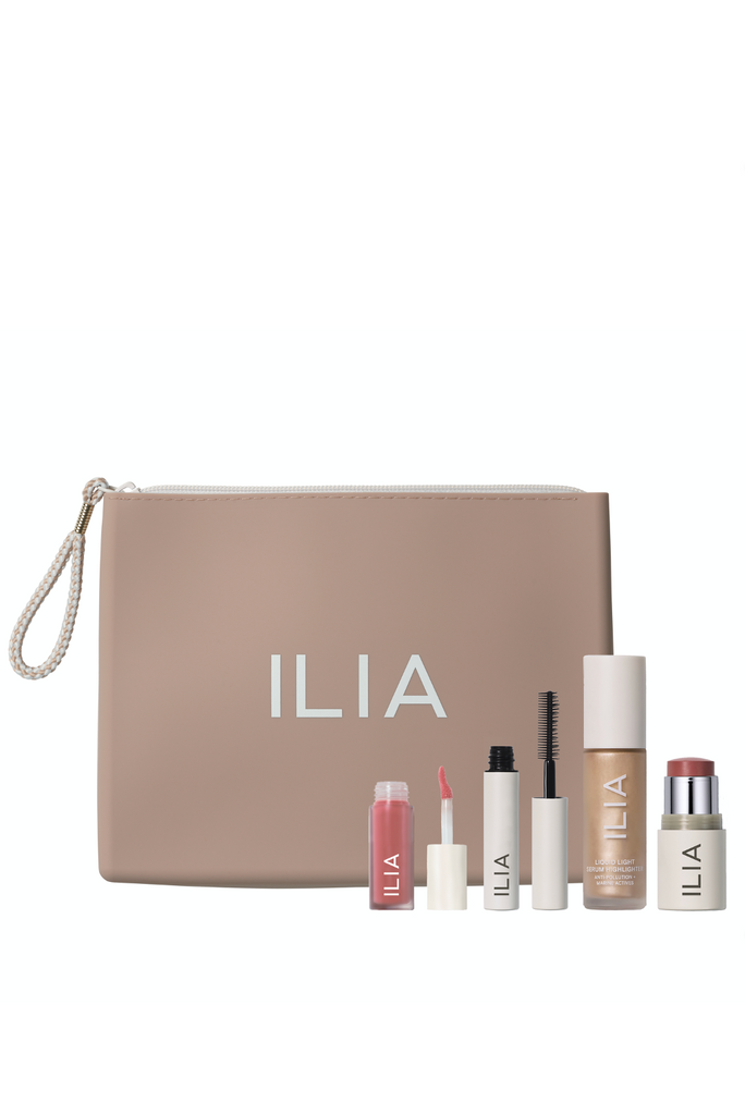 "ILIA ""Hello"" Clean Makeup Discovery Kit"