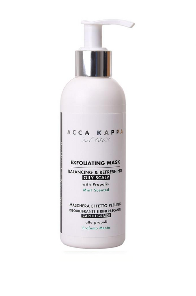 ACCA KAPPA HAIRCARE Oily Scalp Exfoliating Mask