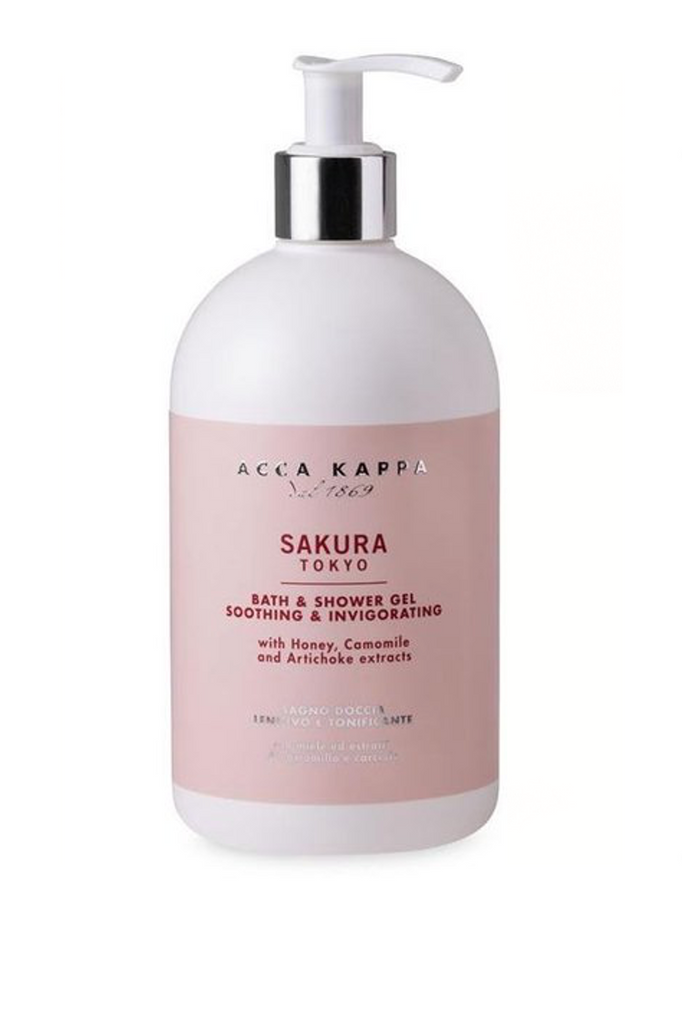 ACCA KAPPA Bath & Shower Gel SAKURA