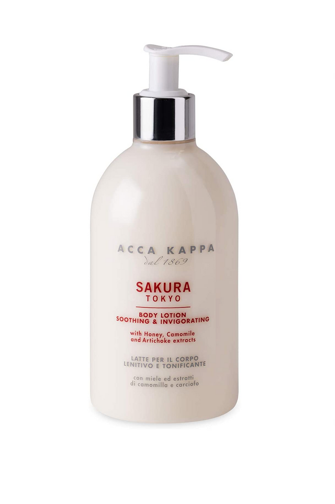 ACCA KAPPA Body Lotion SAKURA